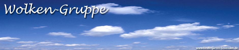 Wolken Gruppe